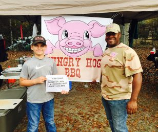 Jacksonville: Duval County Public Schools are eating healthy with Hungry Hog BBQ food service team
